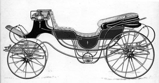 Coaches carriages and other conveyances for Chaise carriage